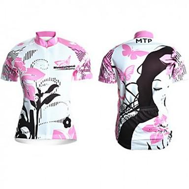 3e816287a Mountainpeak-Women s Short Sleeve Cycling Tops(Pink) 379410 2018 ...