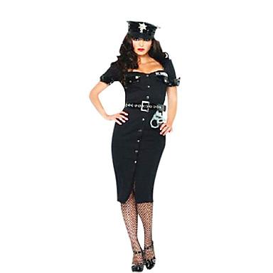 sexiga halloween kostymer polis