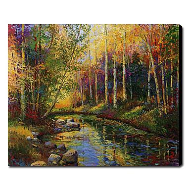 ručně malované olejomalba krajina barevné stromy 1211-ls0171 474002 2019 –   91.79 b73f9d40e2