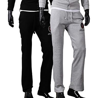 De Pure Deportes Algodón Hombres Color Baratos Ocio Pantalones wSZqAtpUx