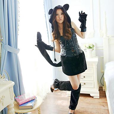 Sexy sexy černá kočka