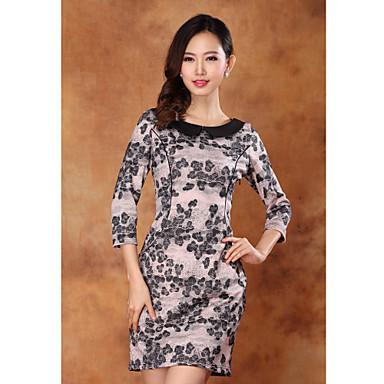 női high end vintage csipke ruha kontrasztos gallér 526575 2019 –  87.14 9f39188153