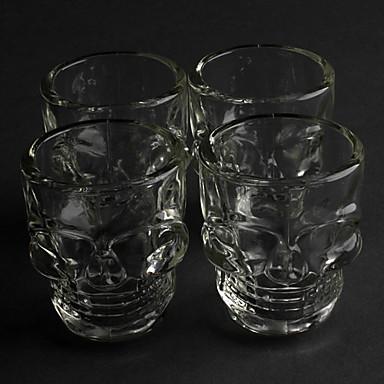 Fajne Czaszki 25 Uncji Piwa Szklanka Whisky Sztuk 4 545512 2019