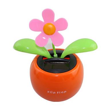 ffceb39e83221 Solar Powered Flip Flap Flower Plant-Orange 80401 2019 –  3.99