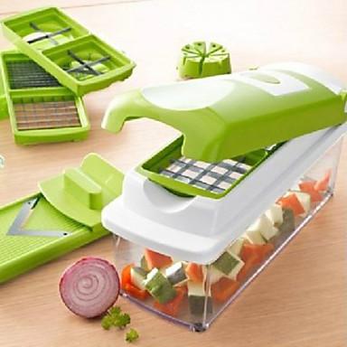 Nicer Fruit/Vegetable Dicer Chopper Slicer Tools Set 551747 2017 – $18.19