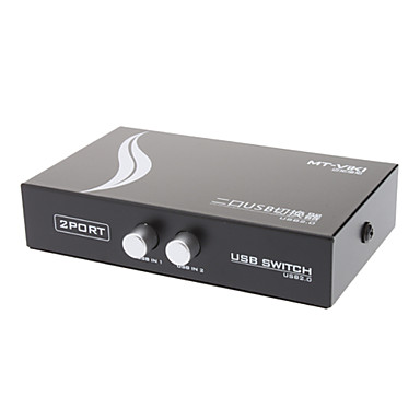 2 Port USB Switch MT 1A2B For Data Sharing 576348 2019 699