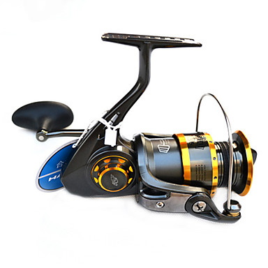 preiswerte Angelrollen-HAIBO Cheetah Series Anti-Korrosions-Aluminium Spinning Reel Fishing