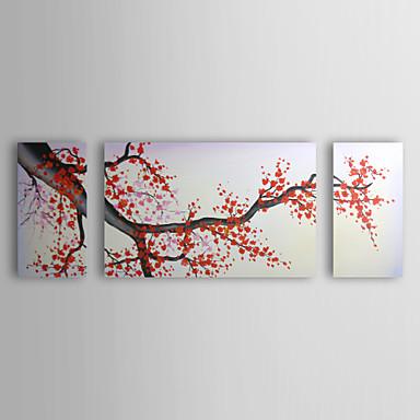 Peinture A L Huile Florale Fleurs De Cerisier Fleurs De Prunier