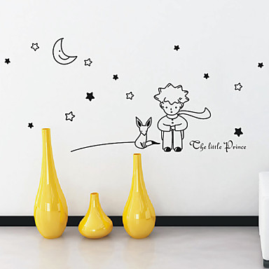 Cartoon little prince wall stickers 740000 2018 23 99