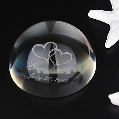 preiswerte Geschenke für Brautjungfern-Krystall Kristall Artikel Braut Bräutigam Hochzeit Jahrestag Geburtstag Einweihungsparty Herzliche Glückwünsche Danke