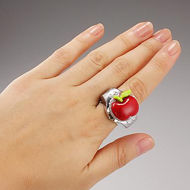olcso Gyűrűóra-Női Gyűrűóra Kvarc hölgyek Alkalmi óra Ezüst Fehér Piros Kék / Japán / Japán