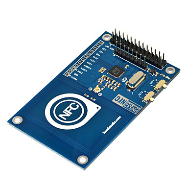 [$20 99] 13 56MHz NFC / RFID Shield Module PN532 For Arduino ISO14443