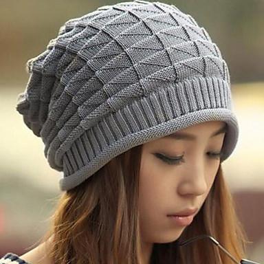 cbdc4335786 dámská móda pletená čepice 885101 2019 –  6.29