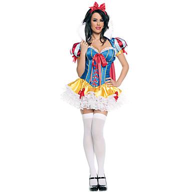 Söta Snövit Kvinnors Halloween dräkt 844819 2019 –  24.99 e213ee4f97195