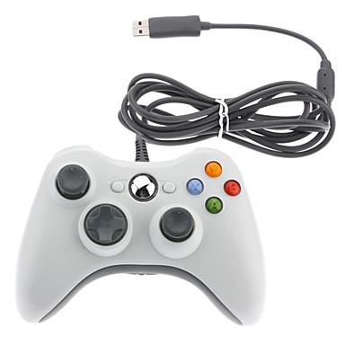 preiswerte Xbox 360 Zubehör-verdrahteter Gamecontroller für Xbox 360 / Windows / Himbeer-Pi / Macos