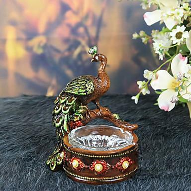 povoljno Pepeljare-Europska Style Retro Peacock Pepeljara