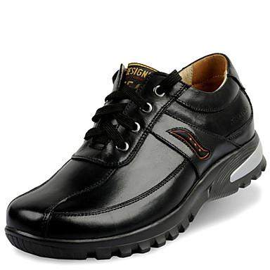 042177dd6 Sapatos Masculinos - Tênis Social - Preto   Marrom - Couro - Ar-Livre    Escritório   Trabalho   Casual de 942968 2019 por  49.99