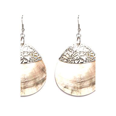 billige Designer smykker-Dame Dråpeøreringer damer Skall øredobber Smykker Til Bryllup Fest Daglig