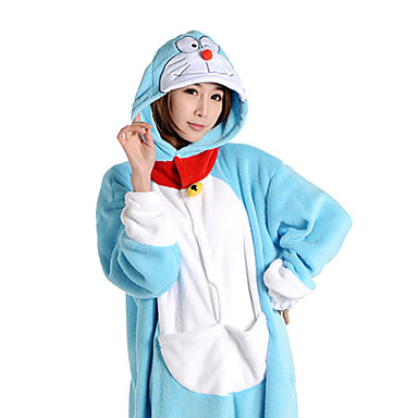 migliori scarpe da ginnastica 0bcc6 fd26c [$22.99] Pigiama Kigurumi Gatto / Anime Pigiama a pagliaccetto Costume  Vello di corallo Cosplay Per Per adulto Pigiama a fantasia animaletto