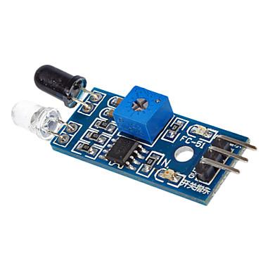 DHT11 Sensore di umidit/à 2 pezzi DHT11 Modulo sensore di temperatura e umidit/à per elettronica automobilistica Componenti elettronici di base Modulo sensore di umidit/à