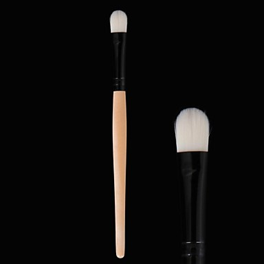 preiswerte Lidschatten Pinsel-Professional Makeup Bürsten Lidschatten Pinsel 1 Für Reisen Mischen Premium makellos Polieren Tupfen Concealer Künstliches Haar zum Cream Flüssigkeit Puder