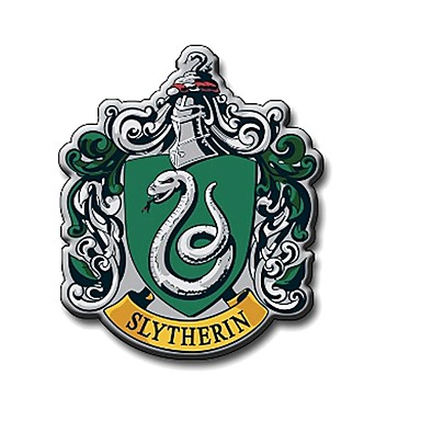 Harry Potter Serpentard Logo Multicolore Tattoo Art Pour Le Corps