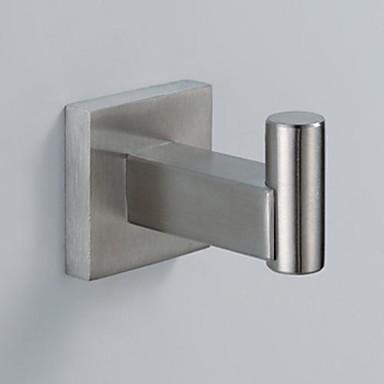 accessori bagno in acciaio inox 304 nicel spazzolato robe hook del ... - Arredo Bagno In Acciaio Inox