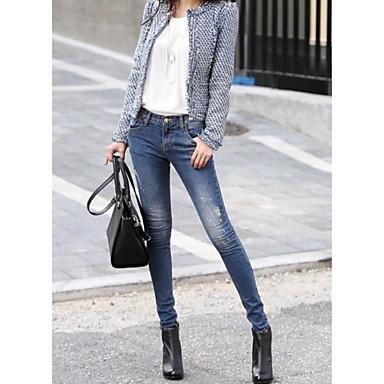 030a4d0866c [$29.69] Νέα Παραλαβή Γυναικεία Ρούχα DIY Slim τζιν