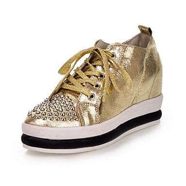 Talón Zapatos De Sneakers La Mujer Plataforma Fashion qrPw4f8Sq