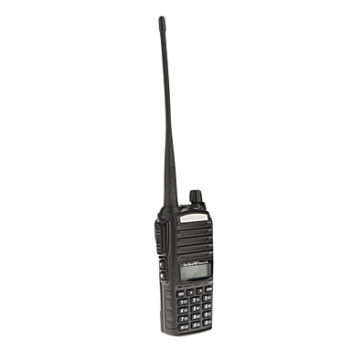 Baofeng UHF/VHF 400-480/136-174MHz 8W Dual Band ANI Code DSP Two Way Radio Walkie Talkie Interphone