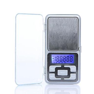 preiswerte Waagen-Hohe Genauigkeit Mini elektronische Digital-Taschenwaage Schmuck Waage Tragbare 200g/0.01g