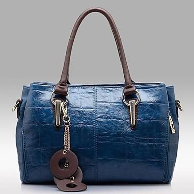 Τσάντα ώμου   Τσάντα tote   Σάκα - Γυναικείο - Άλλος τύπος δέρματος Μπεζ    Μπλε   Καφέ 1206487 2018 –  39.99 2c12728fcb6