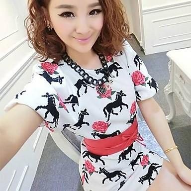 Resultado de imagen para vestidos estampados coreanos