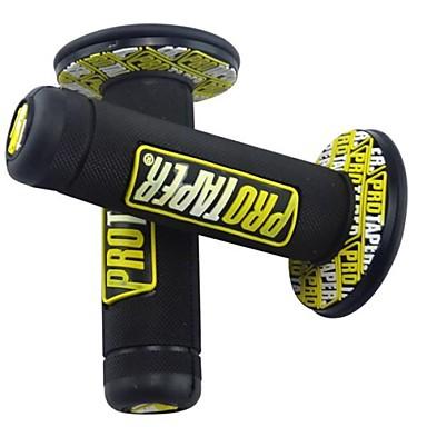 cheap Motorcycle & ATV Parts-22MM Universal Handlebar Rubber Gel Hand Grips Brake Hands Handle Grip Protaper Handle Bar Grips For Honda Yamaha Dirt Pit Pocket Bike Motocross