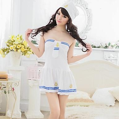Kvinnors sexiga underkläder Sexig sjuksköterska Uniform Set Nattlinne  Pyjamas 1283208 2019 –  13.64 701de1d1a01fa