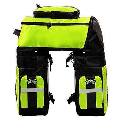 Fjqxz Bike Bag 70lpanniers Rack Trunk Waterproof Quick Dry 3 In