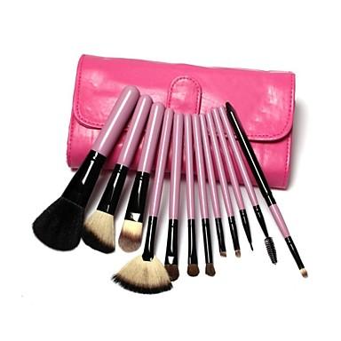professional makeup brushes makeup brush set 12pcs goat