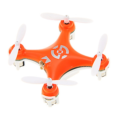 Cheerson CX-10 Mini Drone 2.4G 4CH 6 Axis LED RC Quadcopter with Gyro Hover/ Vision Positioning/360°Rolling RTF #01376087
