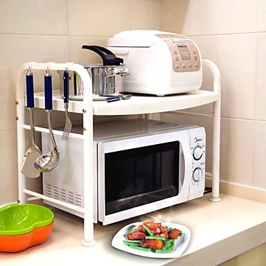 BAOYOUNI Microwave Stand Microwave Oven Stand Kitchen Rack 1344621 2017 U2013  $108.37