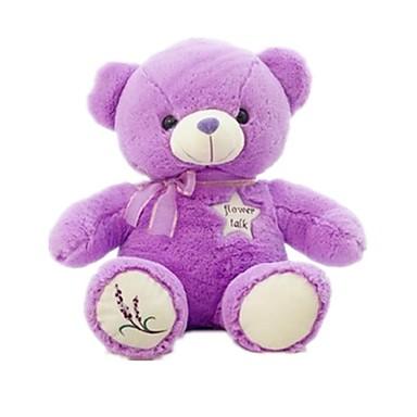 preiswerte Top Seller-LeGou 35cm Lavendel Teddy Stofftier (Purple)