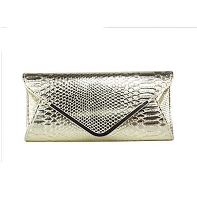fa028904c6 Τσάντα Φάκελος   Βραδινή τσάντα - Γυναικείο - PU Χρυσό   Κόκκινο   Ασημί    Μαύρο 1527065 2019 –  27.99