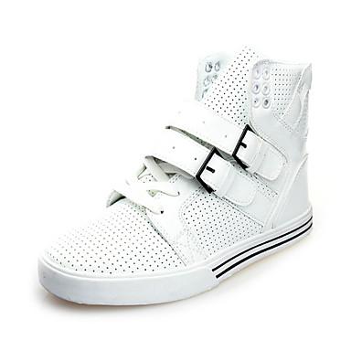 Non Přizpůsobitelné - Pánské - Taneční boty - Hip-Hop   Taneční tenisky -  Koženka - Bez podpatku - Černá 1452268 2019 –  34.99 829f233da0