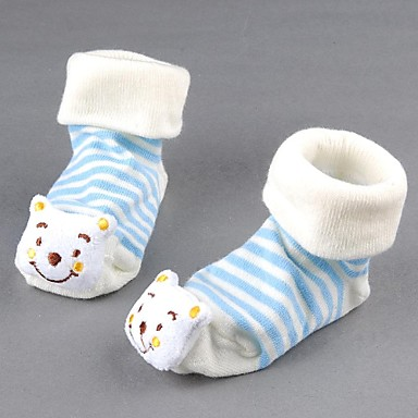 Παιδική Super Cute για Κάλτσες μωρό Anti Slip νεογέννητα παπούτσια Cartoon  Animal Παντόφλες Μπότες 1487265 2018 –  3.99 9b66927c971