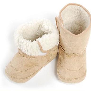 7e50e470fce Dětské zateplené zimní boty boty kožíškem Boys Girl Snow 6-24 měsíc  Kojenecká batole 3 barvy 1620362 2019 –  16.95