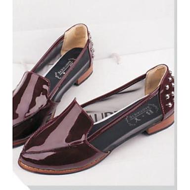 hot sales best online order online [$15.74] Γυναικών Flat τακουνιών Μυτερά Toe Loafers παπούτσια (Περισσότερα  χρώματα)