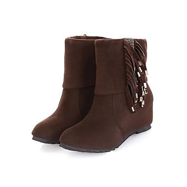 793c51f51ac Dámské klín pata klíny boty mid-tele boty s přezkou (více barev) 1651316  2019 –  32.99