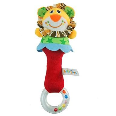 cheap Baby Toys-Babyfans ™ Plush Cartoon Lion Animal Baby Soft Rattle Toys