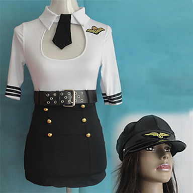Sexy uniform strip