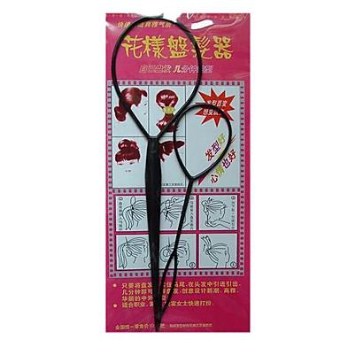 preiswerte Haarpflege-Design Hochsteckfrisur Twist Nadel zufällige Farbe Lieferung