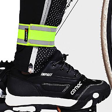 preiswerte Reflektierende Kleidung und Accessoires-Nuckily Refklektierendes Band / Sicherheitsreflektoren Sicherheit / Verstellbar für Radsport / Laufen